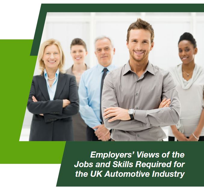 REPORT: 5,000 jobs vacant in UK automotive due to skills shortage